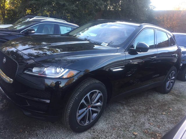 PreOwned Jaguar FPACE D Premium SUV In Charleston - All wheel drive jaguar