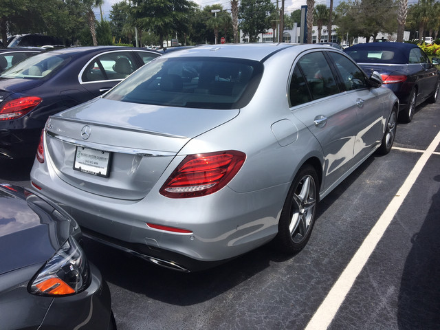 Pre Owned 2017 Mercedes Benz E Cl E300 Sport